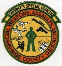 GA,A,Bibb County Sheriff SWAT002