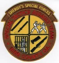 GA,A,Bibb County Sheriff SWAT003