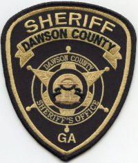 GA,A,Dawson County Sheriff001