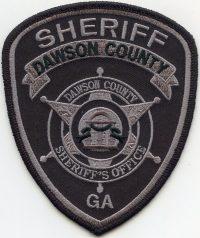 GA,A,Dawson County Sheriff002