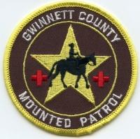 GAAGwinnett-County-Sheriff-Mounted-Patrol001