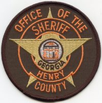 GA,A,Henry County Sheriff002
