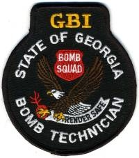 GA,AA,Bureau of Investigation Bomb Tech001