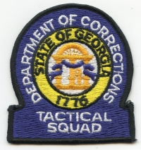 GA,AA,Dept of Corrections Tactical Squad001
