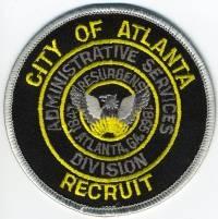 TRADE,GA,Atlanta Police Recruit