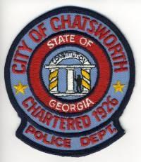 TRADE,GA,Chatsworth Police