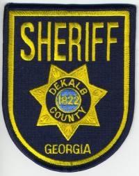 TRADE,GA,Dekalb County Sheriff