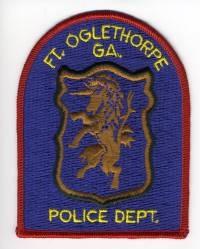 TRADE,GA,Fort Oglethorpe Police
