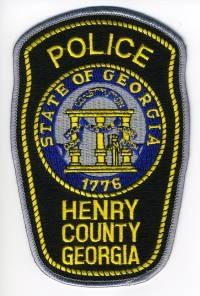 TRADE,GA,Henry County Police