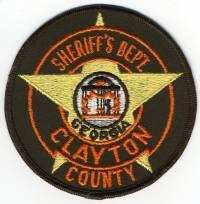 TRADE,GA,Clayton County Sheriff