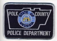 TRADE,GA,Polk County Police