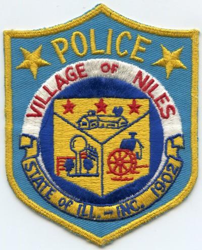 IL,Niles Police003
