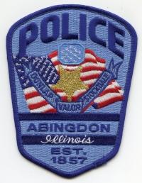 IL,Abingdon Police001