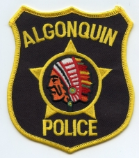 IL,Algonquin Police001