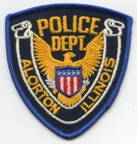 IL,Alorton Police001