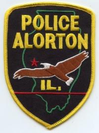 IL,Alorton Police002