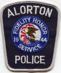 IL,Alorton Police003