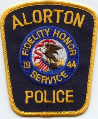 IL,Alorton Police004