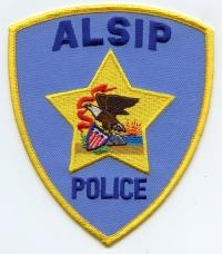 IL,Alsip Police001