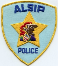 IL,Alsip Police002