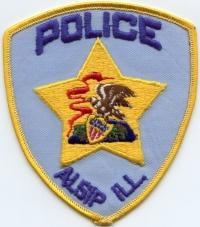 IL,Alsip Police003