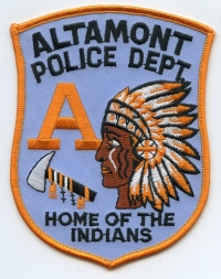 IL,Altamont Police001