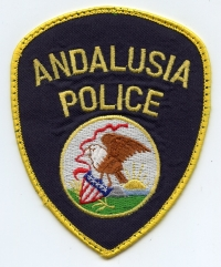 IL,Andalusia Police001