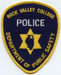 IL,Rock Valley College Police001
