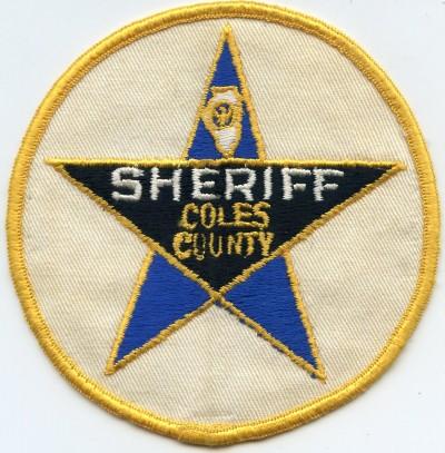 IL Coles County Sheriff