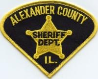 IL Alexander County Sheriff001