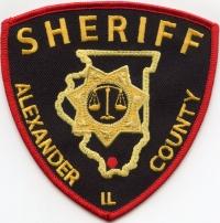 IL Alexander County Sheriff003