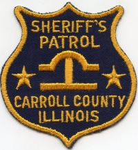IL Carroll County Sheriff001