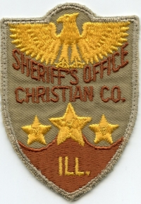 IL Christian County Sheriff001