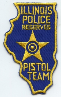 IL Illinois Police Reserves Pistol Team001