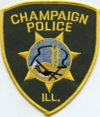 IL Champaign Police001
