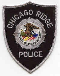 IL Chicago Ridge Police001