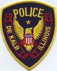 IL DeKalb Police OLD001