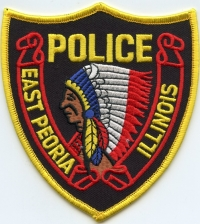 IL East Peoria Police001