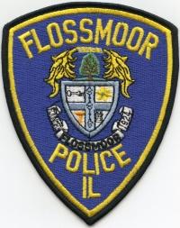 IL Flossmoor Police001