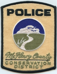 IL McHenry County Conservation District Police001