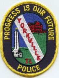 IL Yorkville Police001