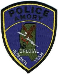MS,Amory Police SWAT001