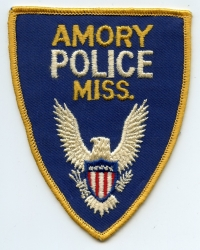 MS,Amory Police