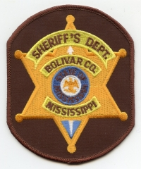 MS,A,Bolivar County Sheriff001