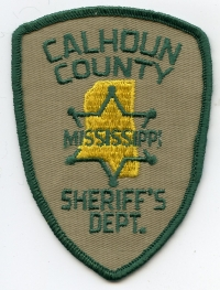 MS,A,Calhoun County Sheriff