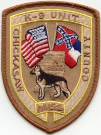 MSAChickasaw-County-Sheriff-K-9001