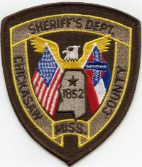 MS,A,Chickasaw County Sheriff001