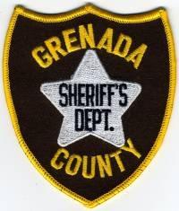 TRADE,MS,Grenada County Sheriff
