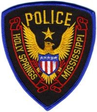 TRADE,MS,Holly Springs Police