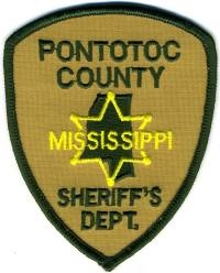 TRADE,MS,Pontotoc County Sheriff